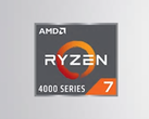 The AMD Ryzen 7 4800 APU is a fast 15 W processor. (Image source: AMD)