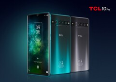 The new TCL 10 Pro. (Source: TCL)