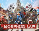 Short Gaming Review | Morphies Law – Size matters in this weird and wacky indie game