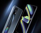 The Realme X7 Max 5G will feature MediaTek's Dimensity 1200 SoC. (Image source: Realme)