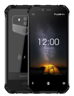 In review: Oukitel WP1. Review device provided courtesy of: Oukitel.