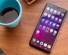 The LG V40. (Source: Mashable)