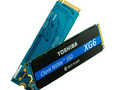 Toshiba XG6 NVMe SSD series is first to utilize 96-layer 3D flash memory modules (Source: Toshiba)