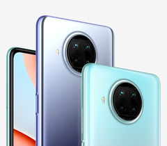 The new Redmi Note 9 series will launch on November 16. (Image source: Xiaomi)