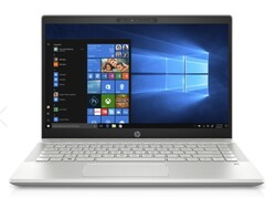 HP Pavilion 14-ce3040ng laptop review. Test device courtesy of notebooksbilliger.de.