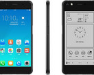 HiSense A2 Pro dual-display Android smartphone (Source: MyDrivers)