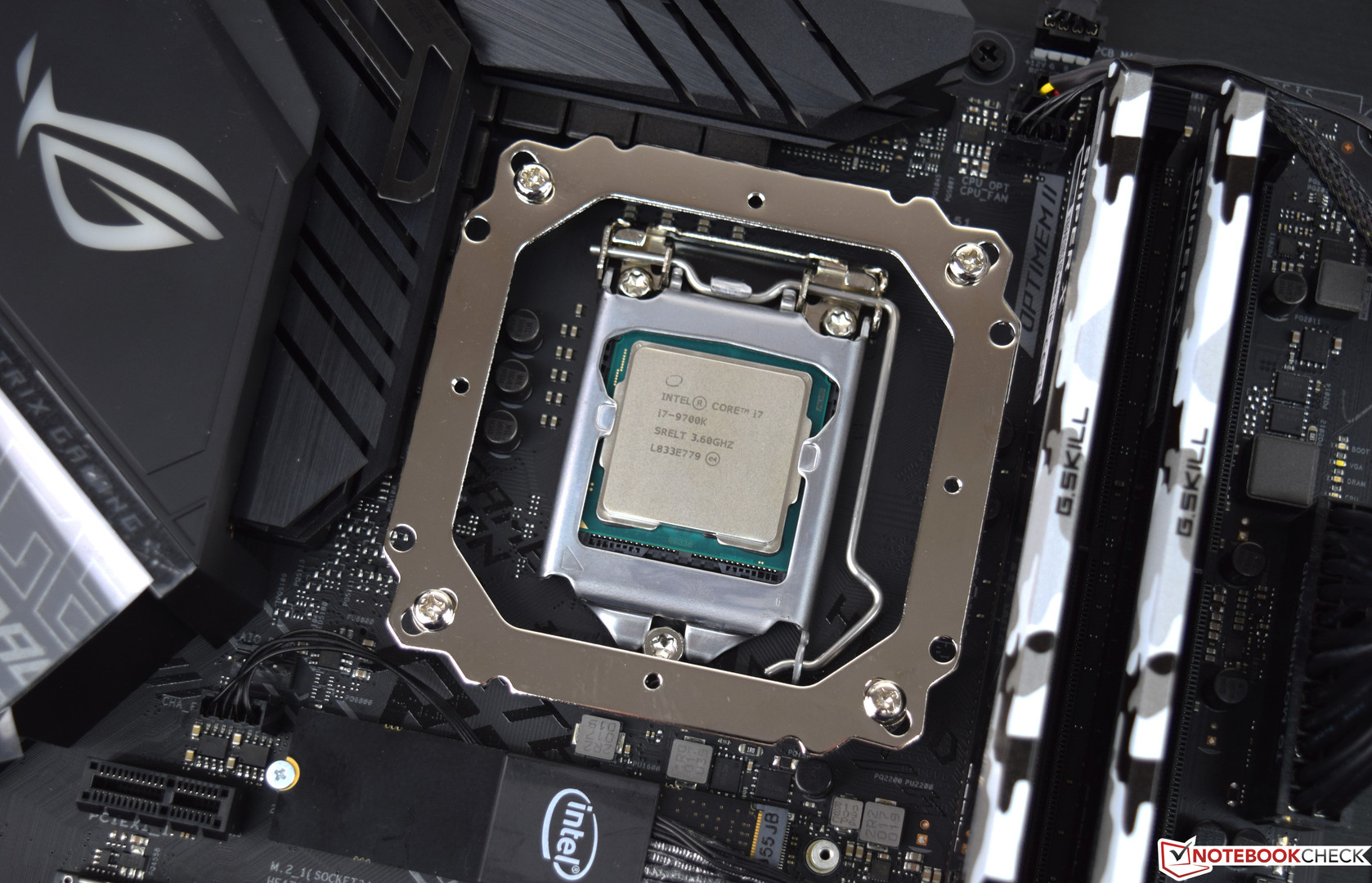 Intel Core i7-9700K Desktop CPU Review - NotebookCheck net