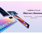 The X7 Pro is Thailand's latest 5G premium phone. (Source: Realme)