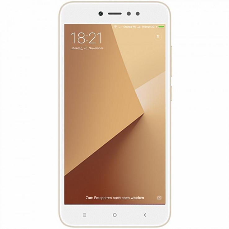 Xiaomi Redmi Note 5A Prime Smartphone Review ...