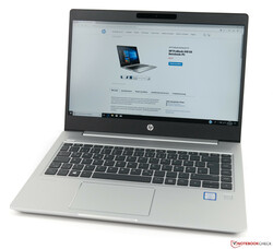 Review: HP ProBook 440 G6. Test unit provided by Cyberport