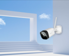 The new Mobvoi LifeSmart outdoor camera. (Source: Mobvoi)