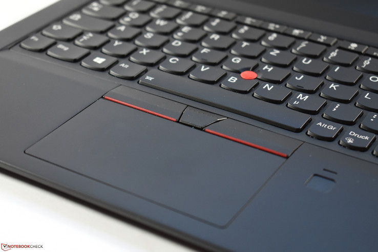 Lenovo ThinkPad X280 (i5-8250U, FHD) Laptop Review - NotebookCheck