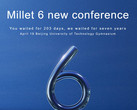 Xiaomi's Mi 6 conference announcement, translated by Google. (Source: Xiaomi)