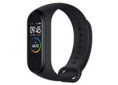 The Xiaomi Mi Band 4 NFC version will be available to buy from June 16. (Image source: Xiaomi)