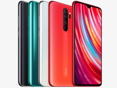 The Redmi Note 8 Pro costs just 1,099 yuan (US$158) in China. (Image source: Xiaomi)