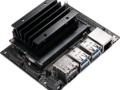 Jetson Nano: NVIDIA's developer board and powerful Raspberry Pi competitor gets a new version. (Image source: NVIDIA)