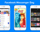 "Say goodbye to Messenger ""Days"", games, and poor performance by using Messenger Lite. (Source: Facebook)"