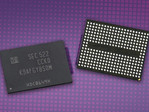 Samsung V-NAND flash memory chips, Samsung leading the flash memory market March 2017