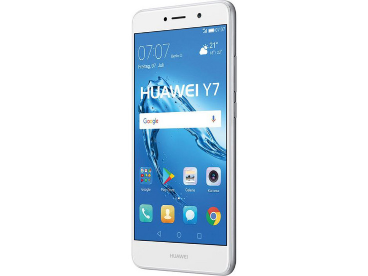 c21ad14a41 Huawei Y7 (2017) Smartphone Review - NotebookCheck.net Reviews