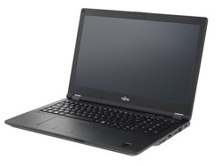 The Fujitsu Lifebook E558 VFY:E5580MP581DE, provided courtesy of: cyberport