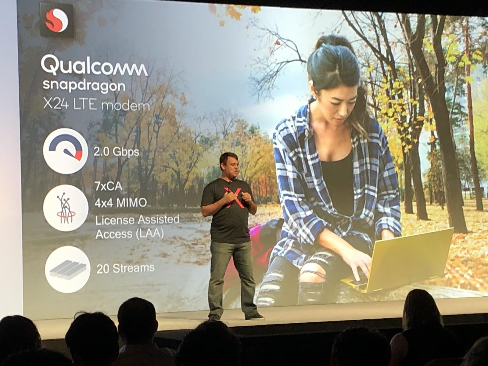 Qualcomm announces new Snapdragon 8cx Compute Platform for