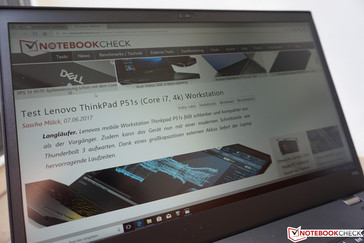 Lenovo ThinkPad P52s (i7-8550U, Full HD) Workstation Review