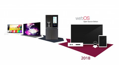 LG has released webOS Open Source Edition to help expand its footprint. (Source: LG)