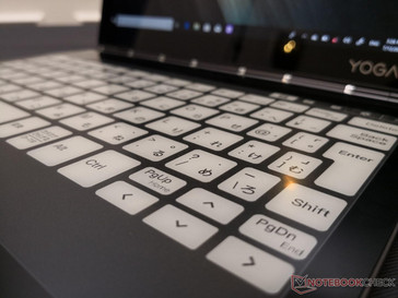 Change the virtual keyboard between English, Japanese, Chinese, German, and more