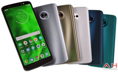 Moto G6 Plus color options (Source: Android Headlines)