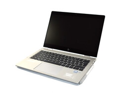 HP EliteBook x360 830 G6 with matte SureView display