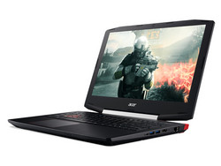 In review: Acer Aspire VX5-591G-75C4. Test model courtesy of Notebook.de