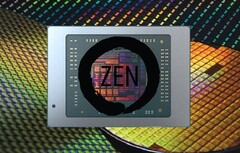 AMD has taken advantage of Apple's future plans to become TSMC's largest 7nm customer. (Image source: AMD/eTeknix - edited)