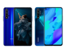 Improved Honor Clone: The Huawei Nova 5T has less weaknesses than the Honor 20
