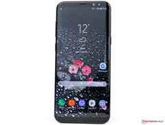 The S8 was released in Q2 2017