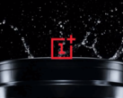 A OnePlus 7 gets controversially dunked in water in a new teaser video. (Source: OnePlus)