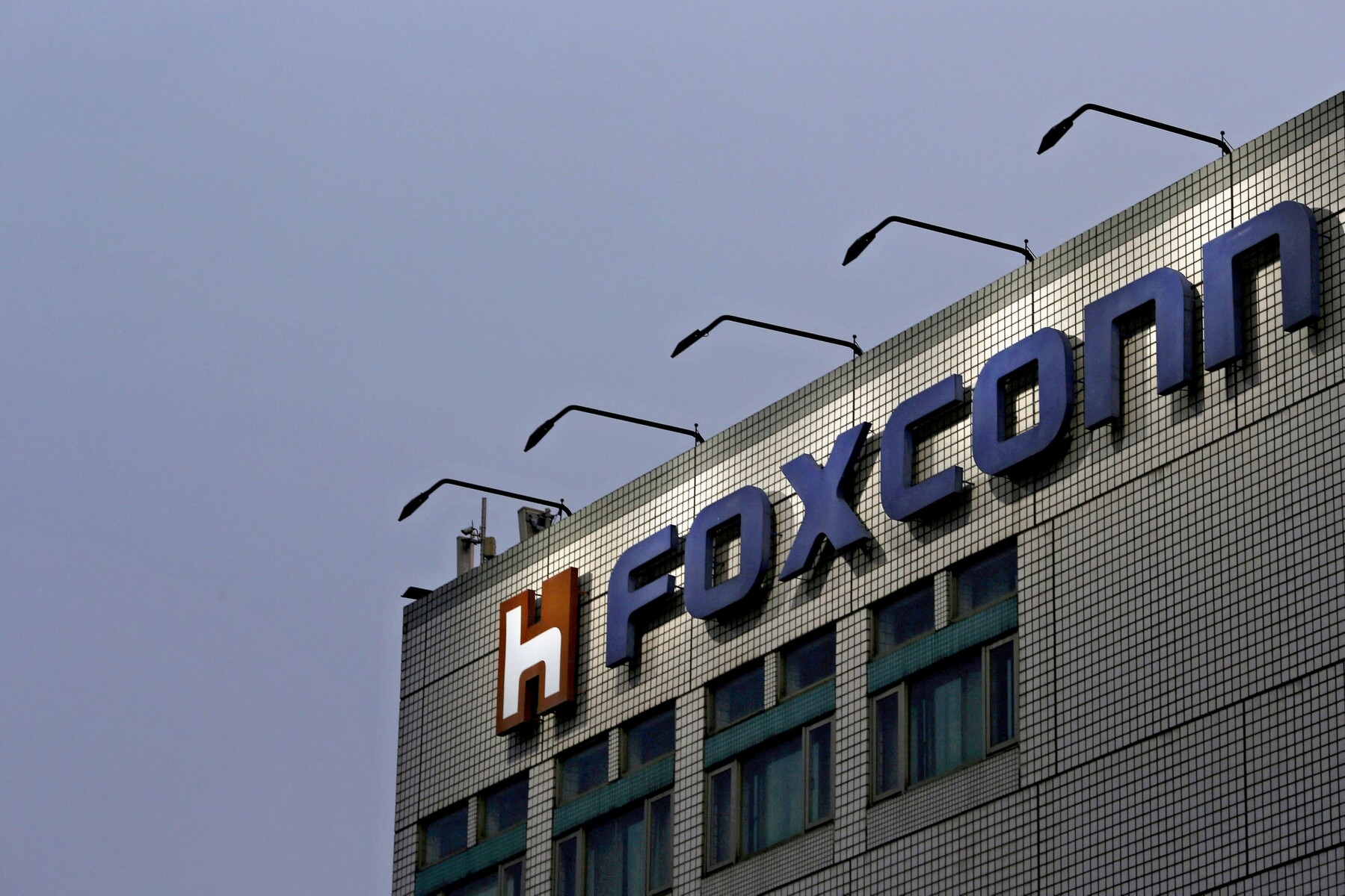 Foxconn employees accused of $43 million iPhone scam