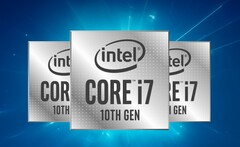 Our first hexa-core Core i7-10710U benchmarks are in and they handily outperform both the AMD Ryzen 7 3750H and Core i7-8565U
