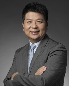 Guo Ping is Huawei's current chairperson. (Source: Huawei)