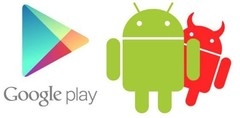 It's not the first time Google Play has suffered from malware issues. (Source: Tech Viral)