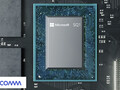 The SQ1 ARM processor is exclusive to the Surface lineup. (Source: Extreme Tech)