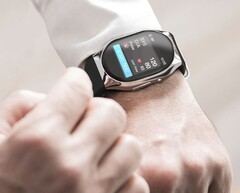YHE BP Doctor: A new AMOLED smartwatch that measures blood pressure, oxygen saturation and heart rate variability (Image source: YHE Official)