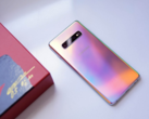The Galaxy S10+ Park Hang Seo Limited Edition is a Vietnam-only exclusive. (Source: Samsungvn)