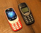 The new 3310 is cheaper, lighter, and smaller than its predecessor — but the likeness is unmistakable. (Source: CNET)
