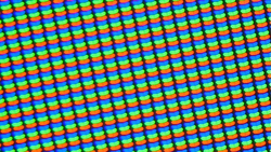 Sub-pixel array
