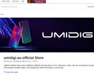UMIDIGI has a store on ebay.com.au now. (Source: eBay)