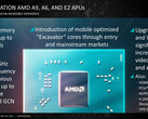 Stoney Ridge is AMD's seventh generation entry-level 15W chipset. (Source: AMD)