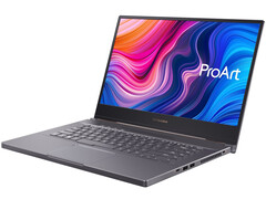 Asus ProArt StudioBook Pro 15 W500G5T review: Powerful workstation with weaknesses