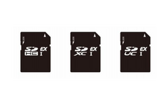 SDHC/XC/UC will be the first cards to support the new Express specifications. (Source: SD Association)