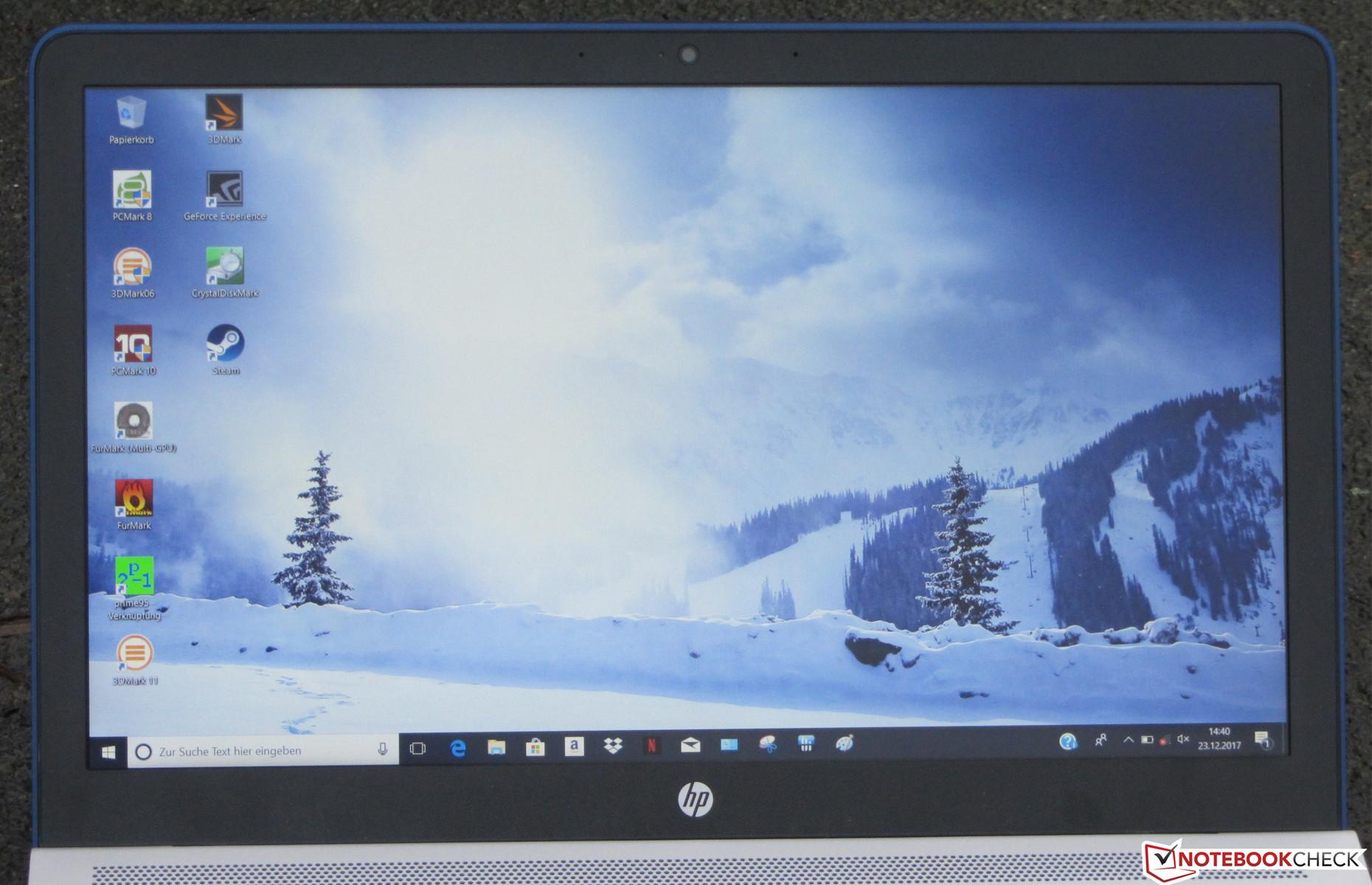 HP Pavilion 15t (i5-8250U, 940MX, FHD) Laptop Review