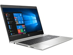A longer battery life sunk the max display brightness: The HP ProBook 445 G7